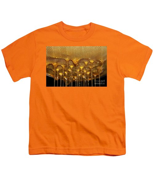 Youth T-Shirt featuring the photograph Honey Drip by Stephen Mitchell