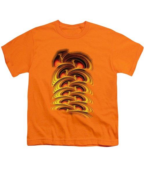 Inferno Youth T-Shirt by Anastasiya Malakhova