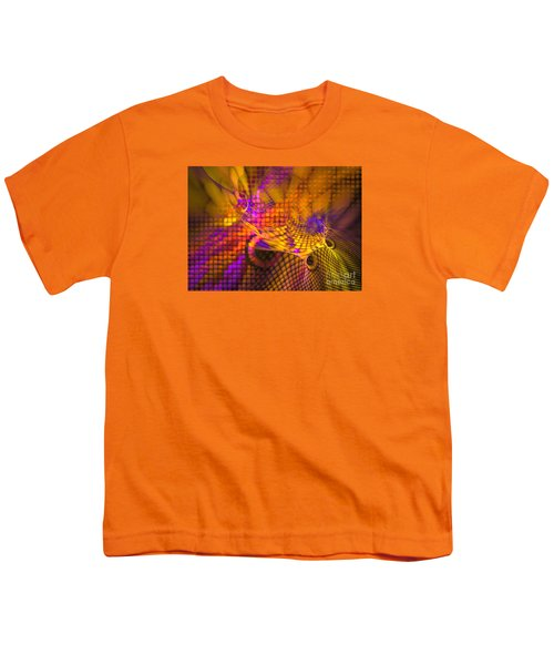Joyride - Abstract Art Youth T-Shirt