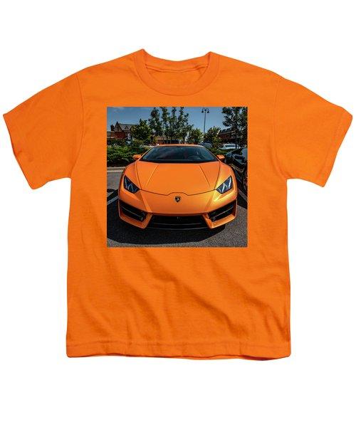 Lamborghini Huracan Youth T-Shirt