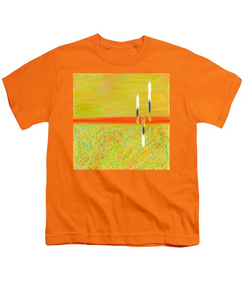 Land Somewhere Youth T-Shirt