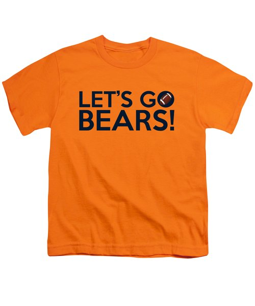 Let's Go Bears Youth T-Shirt