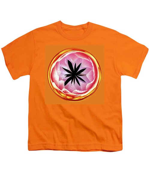 Lily Orb Youth T-Shirt by Bill Barber