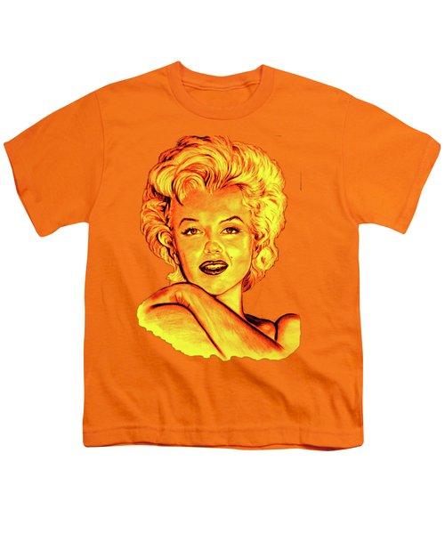 Marilyn Youth T-Shirt by Gitta Glaeser