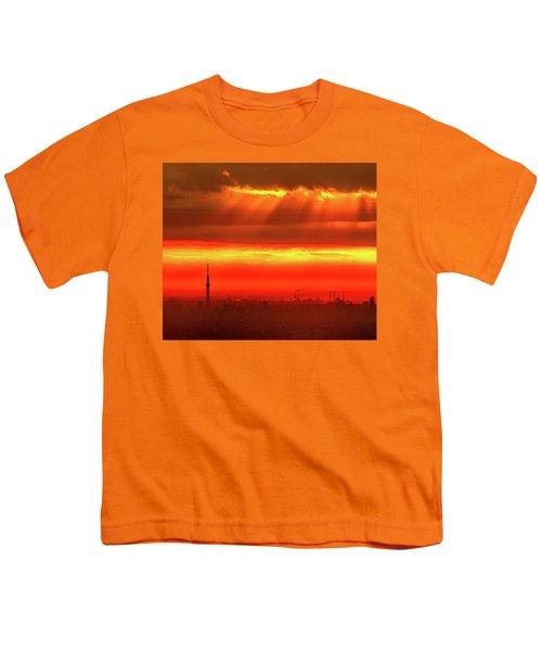 Morning Glow Youth T-Shirt by Tatsuya Atarashi