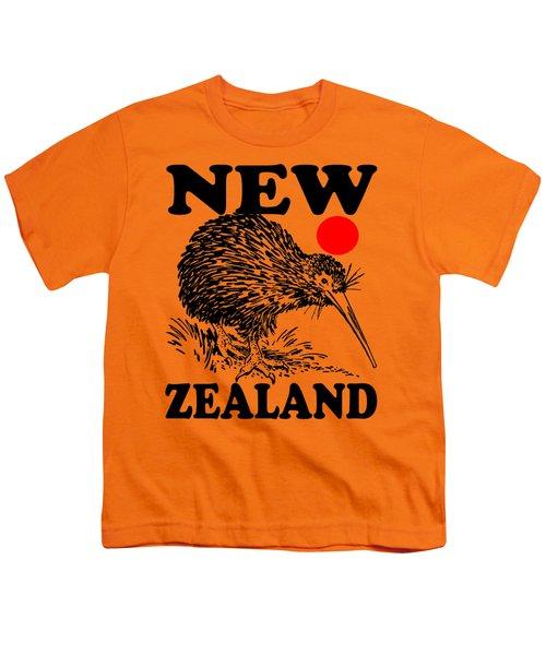 Nz-kiwi Youth T-Shirt