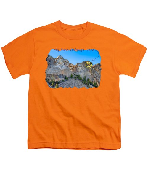 One More Youth T-Shirt by John M Bailey