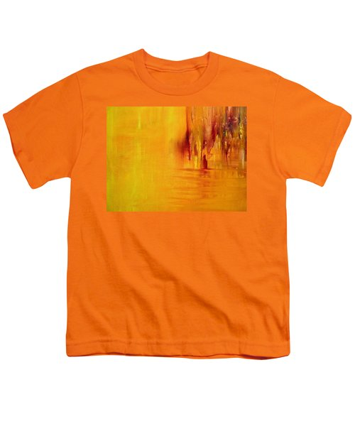 Orange Youth T-Shirt