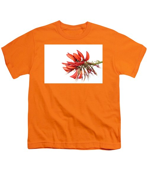 Youth T-Shirt featuring the photograph Orange Clover IIi by Stephen Mitchell