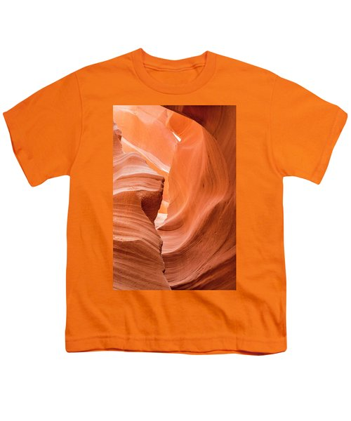 Sandstone Swirls  Youth T-Shirt