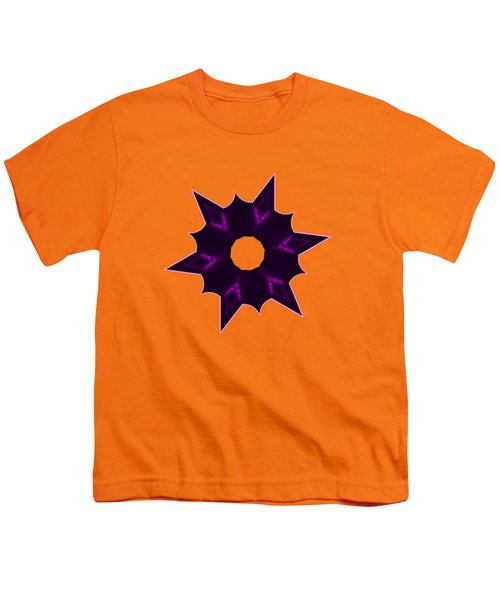 Star Record No. 8 Youth T-Shirt by Stephanie Brock