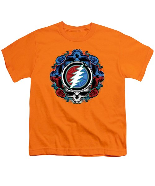 Steal Your Face - Ilustration Youth T-Shirt
