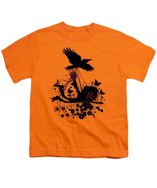 Strange Trip Through The Sky Youth T-Shirt