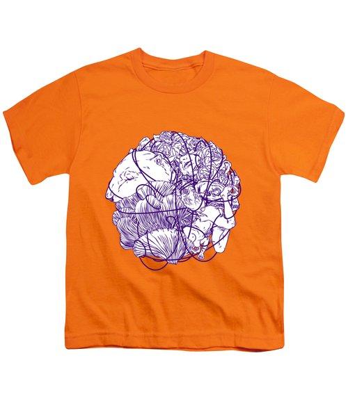 Stuff Youth T-Shirt by Evgenia Chuvardina