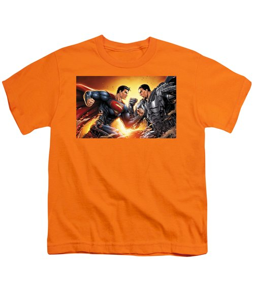 Superman Youth T-Shirt