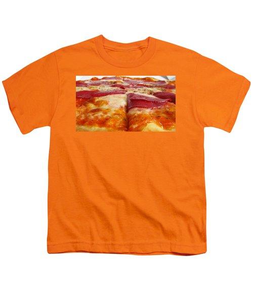 Take Away Food Youth T-Shirt