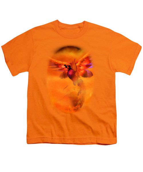 The Phoenix Youth T-Shirt by Brandy Thomas