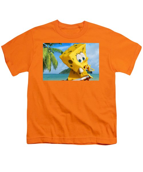 The Spongebob Movie Sponge Out Of Water Youth T-Shirt