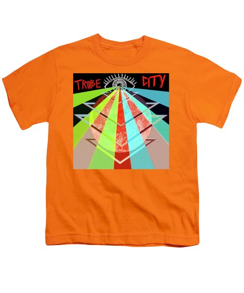 Triiibe City For Bxdizzy419 Youth T-Shirt