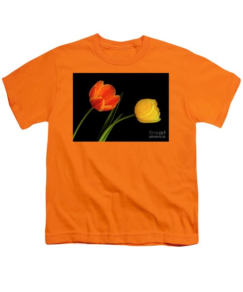 Tulip Pair Youth T-Shirt