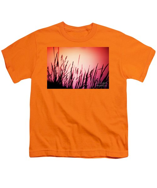 Wild Grasses Youth T-Shirt