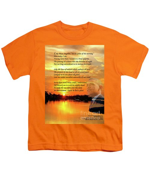 Writer, Artist, Phd. Youth T-Shirt by Dothlyn Morris Sterling