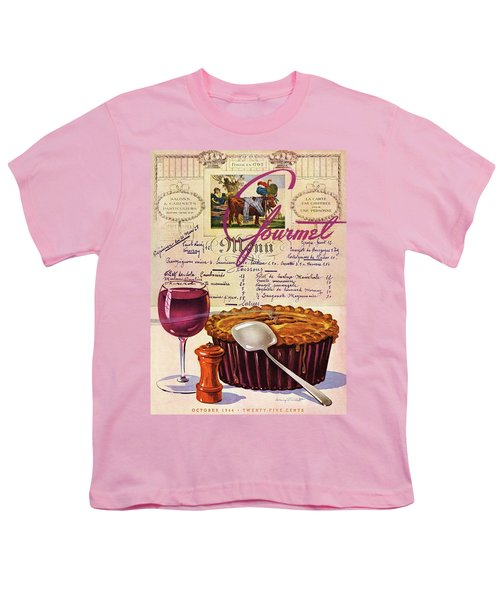 Wine Youth T-Shirts for Sale