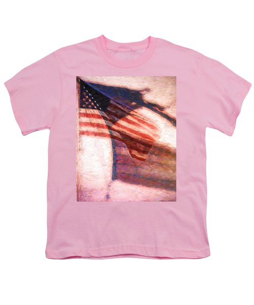 Through War And Peace Youth T-Shirt