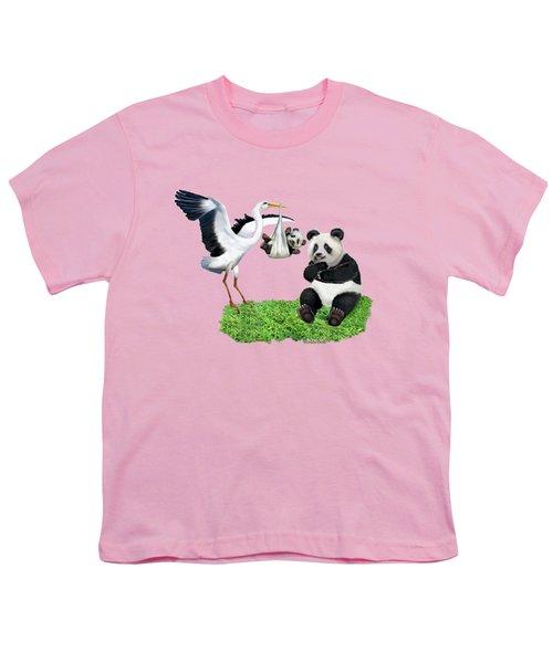 Bundle Of Joy Youth T-Shirt by Glenn Holbrook