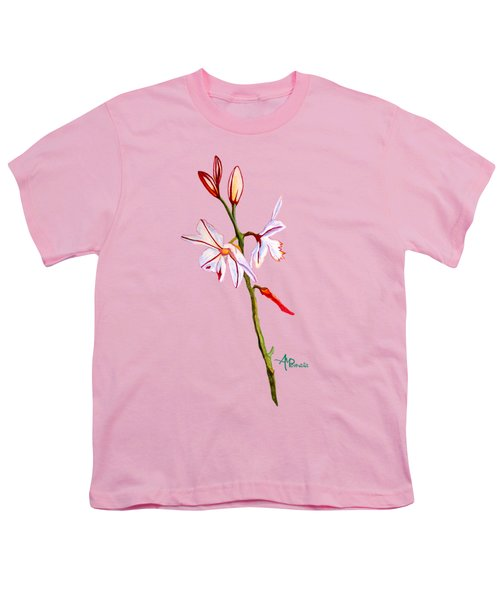A Single Lily Youth T-Shirt