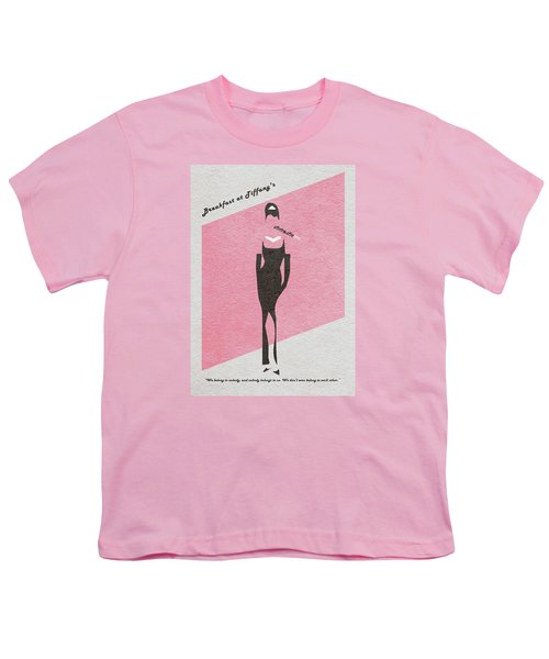 Breakfast At Tiffany's Youth T-Shirt