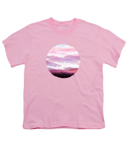 Candy Floss Mist Youth T-Shirt