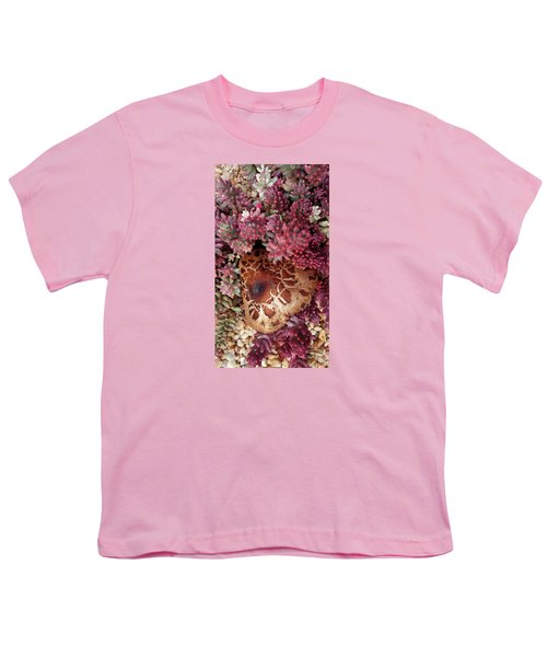Fungus And Succulents Youth T-Shirt