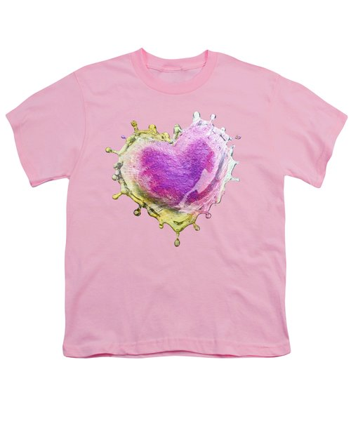 I Love You More Youth T-Shirt