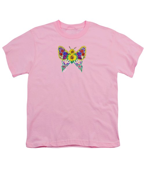 May Butterfly Youth T-Shirt