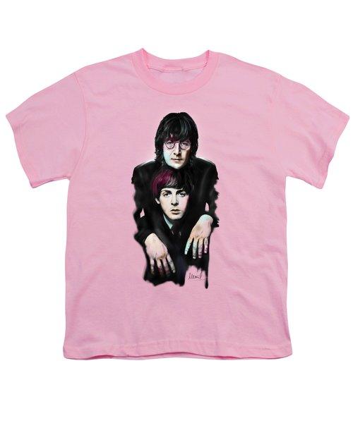 Mccartney And Lennon Youth T-Shirt