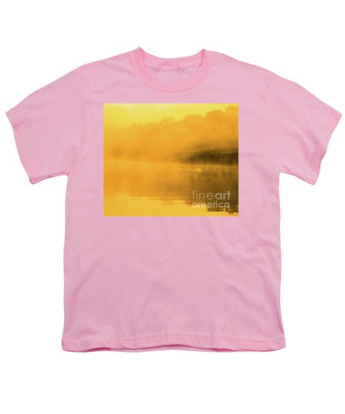 Misty Gold Youth T-Shirt