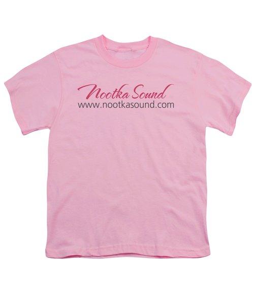Nootka Sound Logo #13 Youth T-Shirt by Nootka Sound