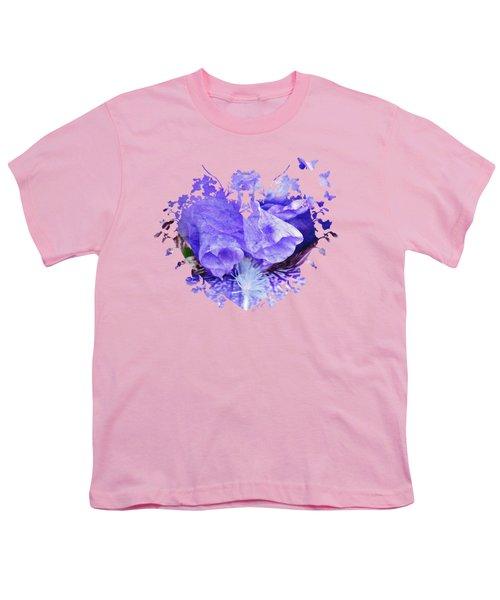 Pretty Purple Youth T-Shirt