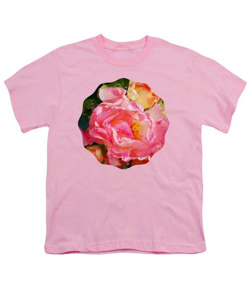 Roses Youth T-Shirt by Anita Faye