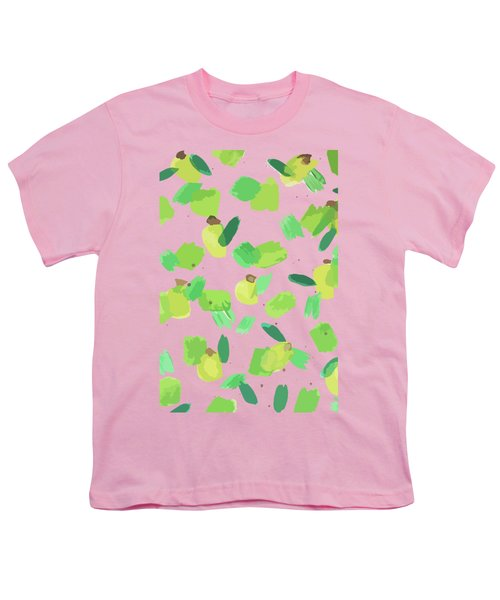 Series Pink 007 Youth T-Shirt