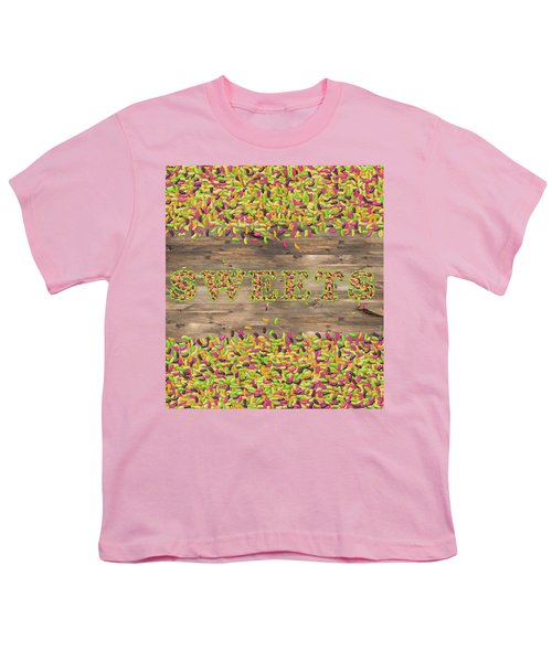 Sweets Youth T-Shirt by La Reve Design