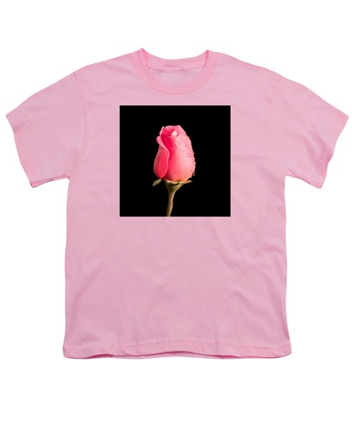 The Beauty Of A Rose Youth T-Shirt