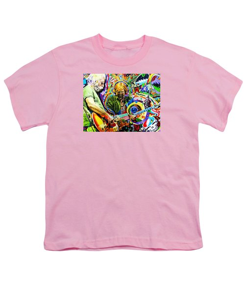 The Boys Of Summer Youth T-Shirt by Kevin J Cooper Artwork