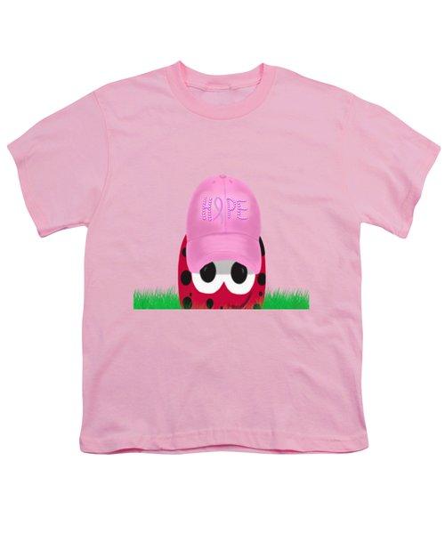 The Warrior Ladybug Youth T-Shirt