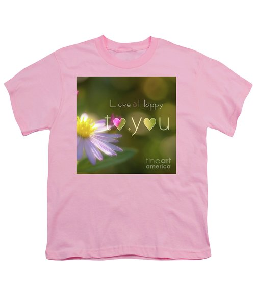 To You #003 Youth T-Shirt