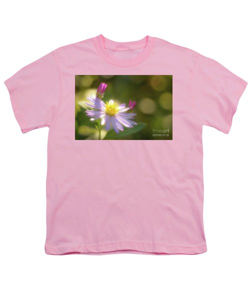 Wild Chrysanthemum Youth T-Shirt