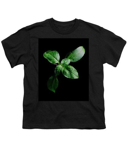 A Sprig Of Basil Youth T-Shirt