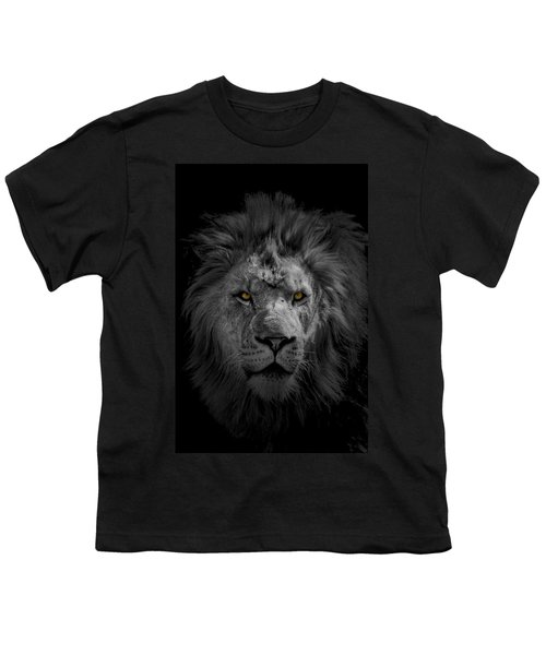 African Lion Youth T-Shirt