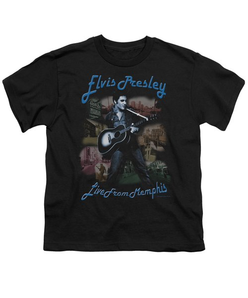 Elvis - Memphis Youth T-Shirt